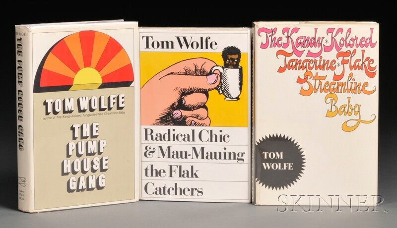 Wolfe, Tom (b. 1931), Signed Copy