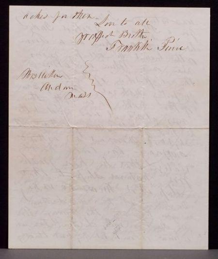 Pierce, Franklin (1804-1869)