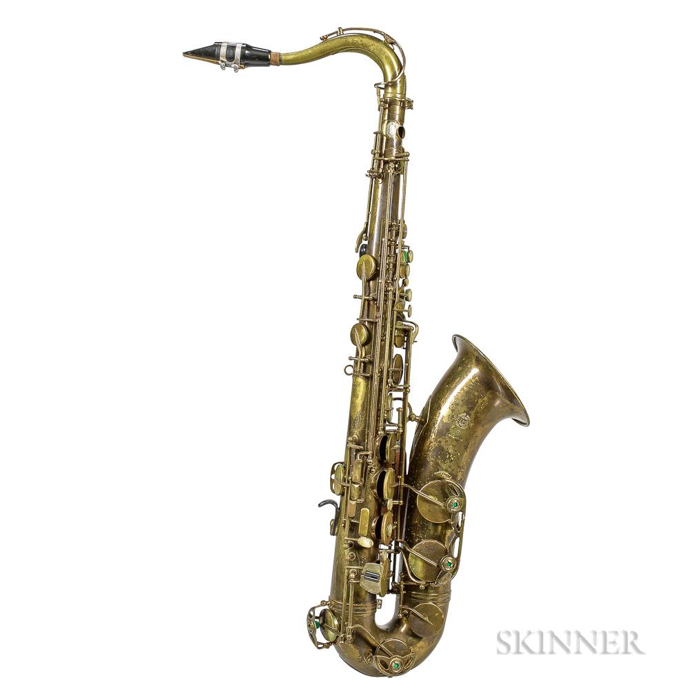 Tenor Saxophone, Selmer Super Action 80, 1983