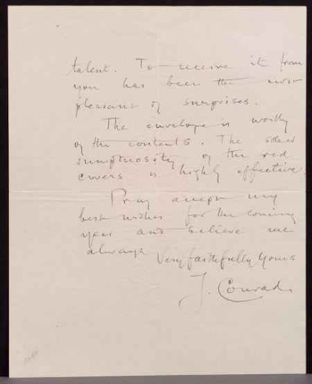 Conrad, Joseph, (1857-1924)