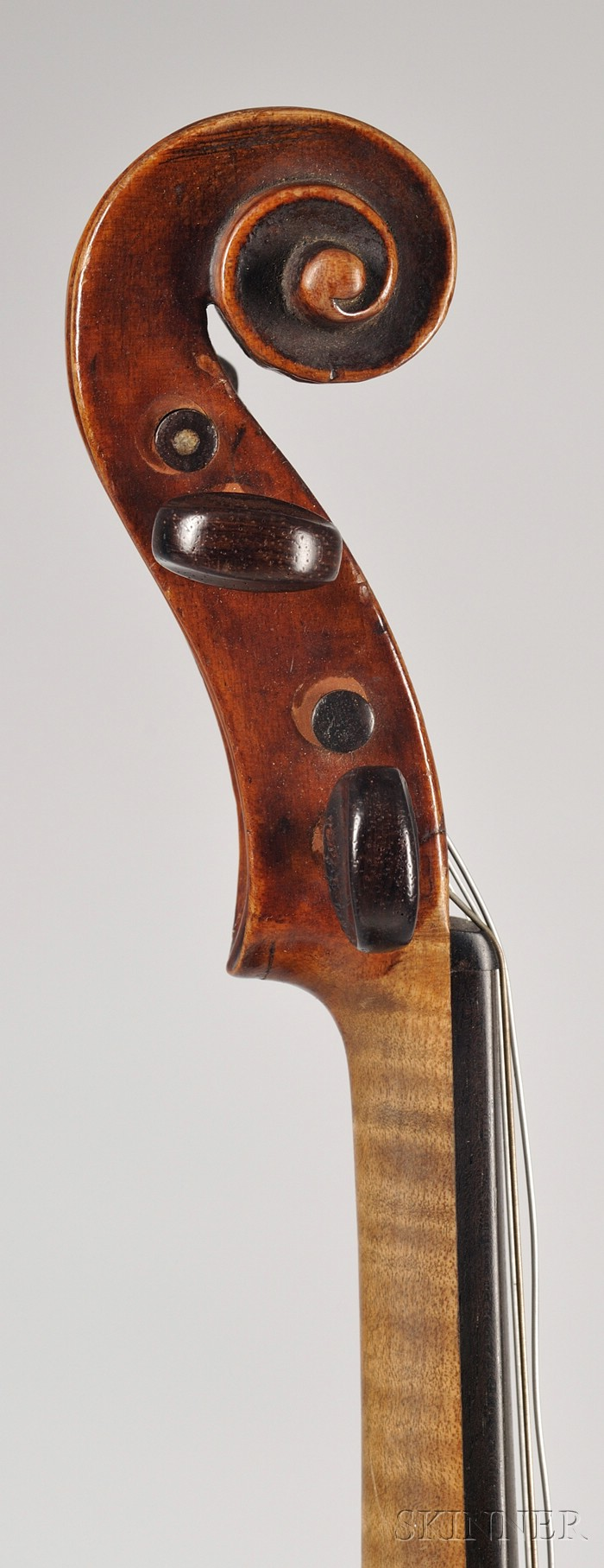French Violin c. 1860