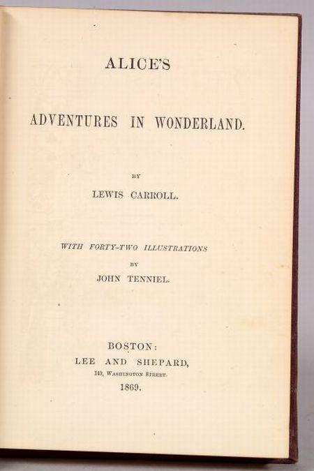 Dodgson, Charles Lutwidge (1832-98)