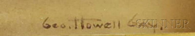 George Howell Gay (American, 1858-1931)      Cape Elizabeth