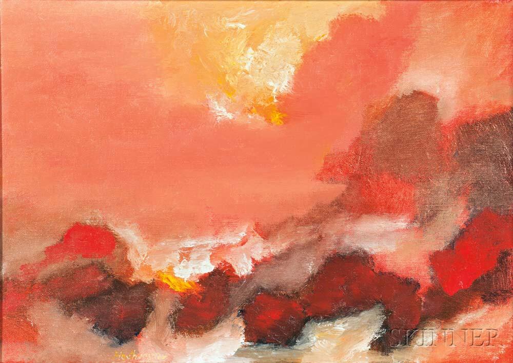 Albert Houthuesen (British, 1903-1979)      Nicherens Coast