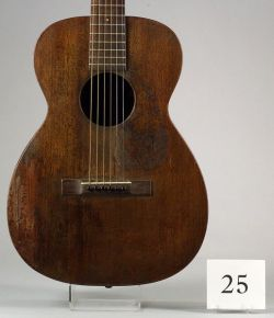 American Guitar, C. F. Martin & Company, Nazareth, 1929, Model O-17