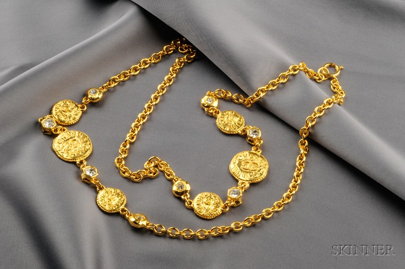 Costume Necklace, Chanel