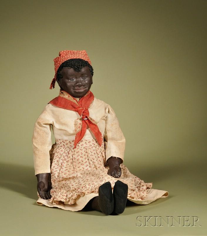 Martha Chase Black Mammy