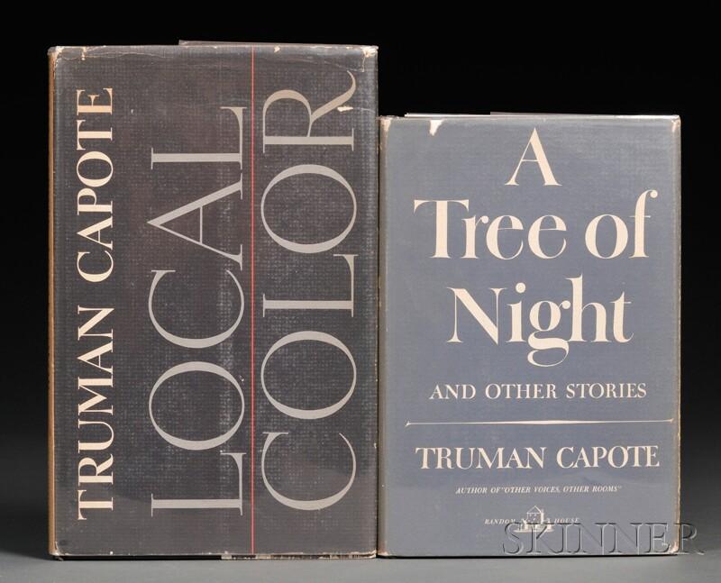 Capote, Truman (1924-1984)