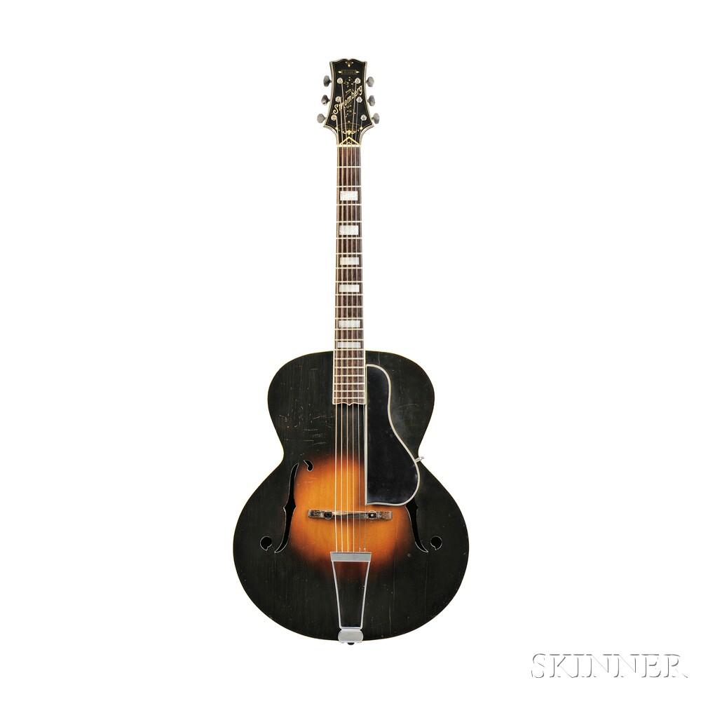 American Guitar, Chas. A. Stromberg & Son, Boston, Massachusetts, 1937, Model G-100