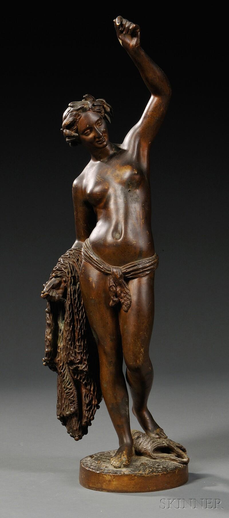 Bronze Female Nude