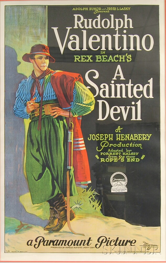 Framed A Sainted Devil   Movie Poster