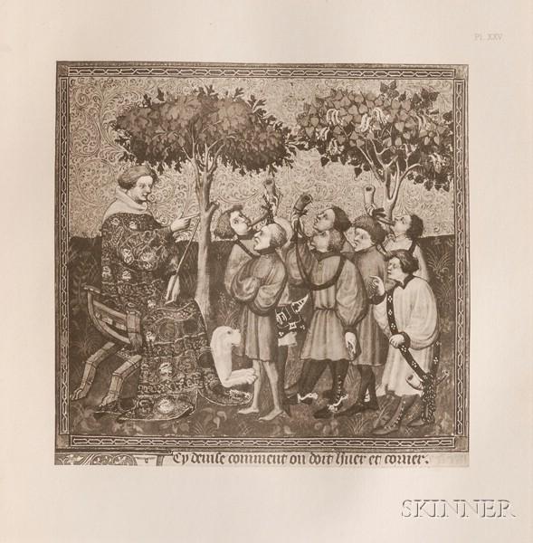 (Hunting), Edward of Norwich, 2d Duke of York (1373?-1415)