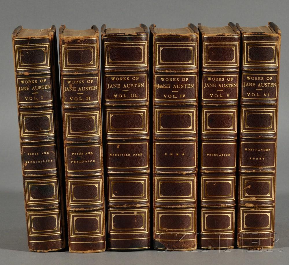 (Decorative Bindings), Austen, Jane (1775-1817)