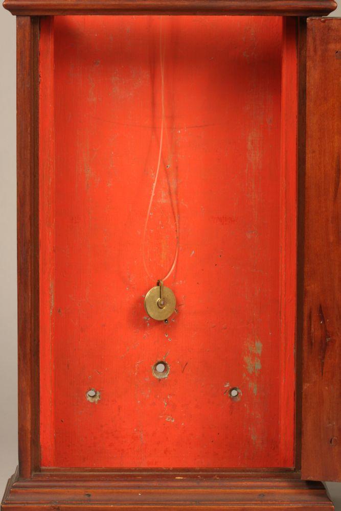 Shaker Shelf Clock Attributed to John Winkley