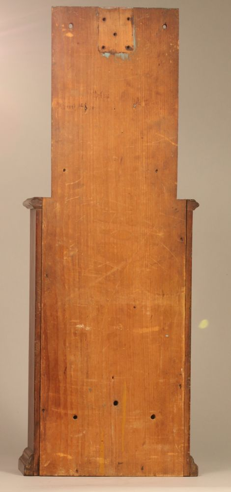 Shaker Shelf Clock Attributed to John Winkley