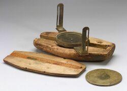 Brass Surveyors Compass By Thomas Greenough