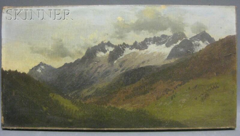 Carl Millner (German, 1825-1894)      High Pastures