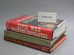 Approximately Nineteen Titles Related to Civil War Collectibles, Generals and Other