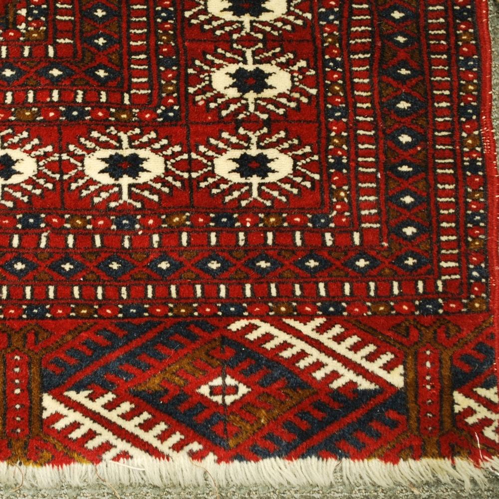 Bokhara and Tekke Small Rugs