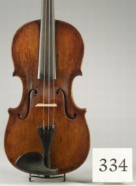 Mittenwald Viola, c. 1850