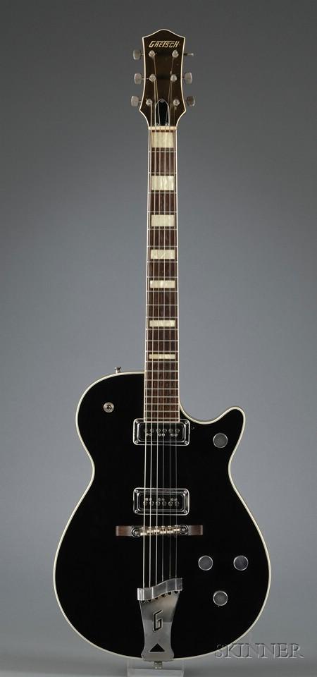 American Electric Guitar, Gretsch, 1955, Model 6128 Duo-Jet