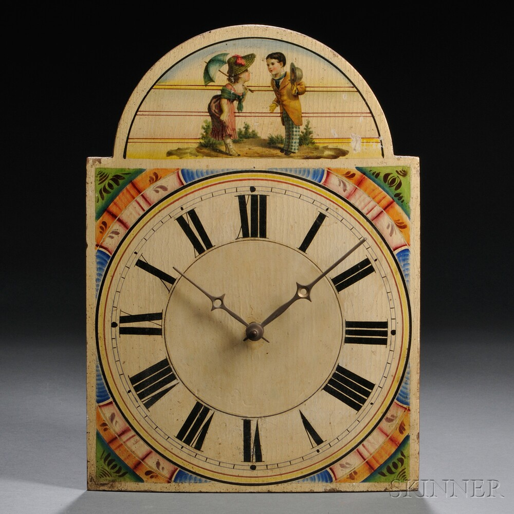 """Black Forest """"Wag-on-the-Wall"""" Clock"""