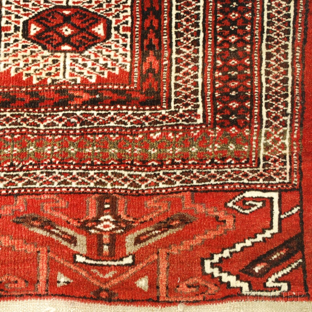 Pakistani Bokhara Carpet