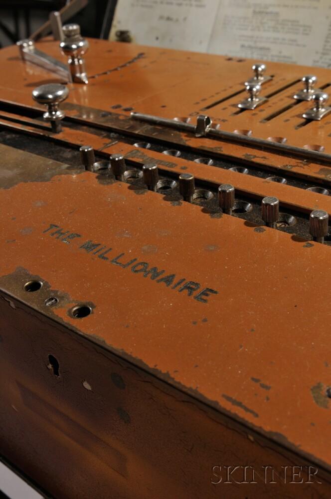 Millionaire Calculator by Hans W. Egli