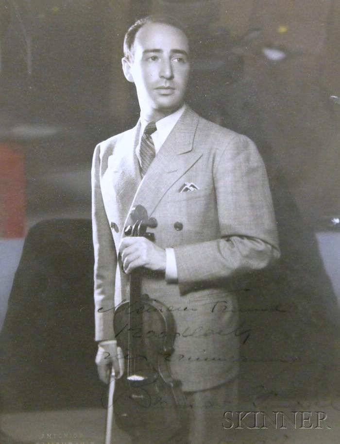 Two Framed Photographs, 1933-38