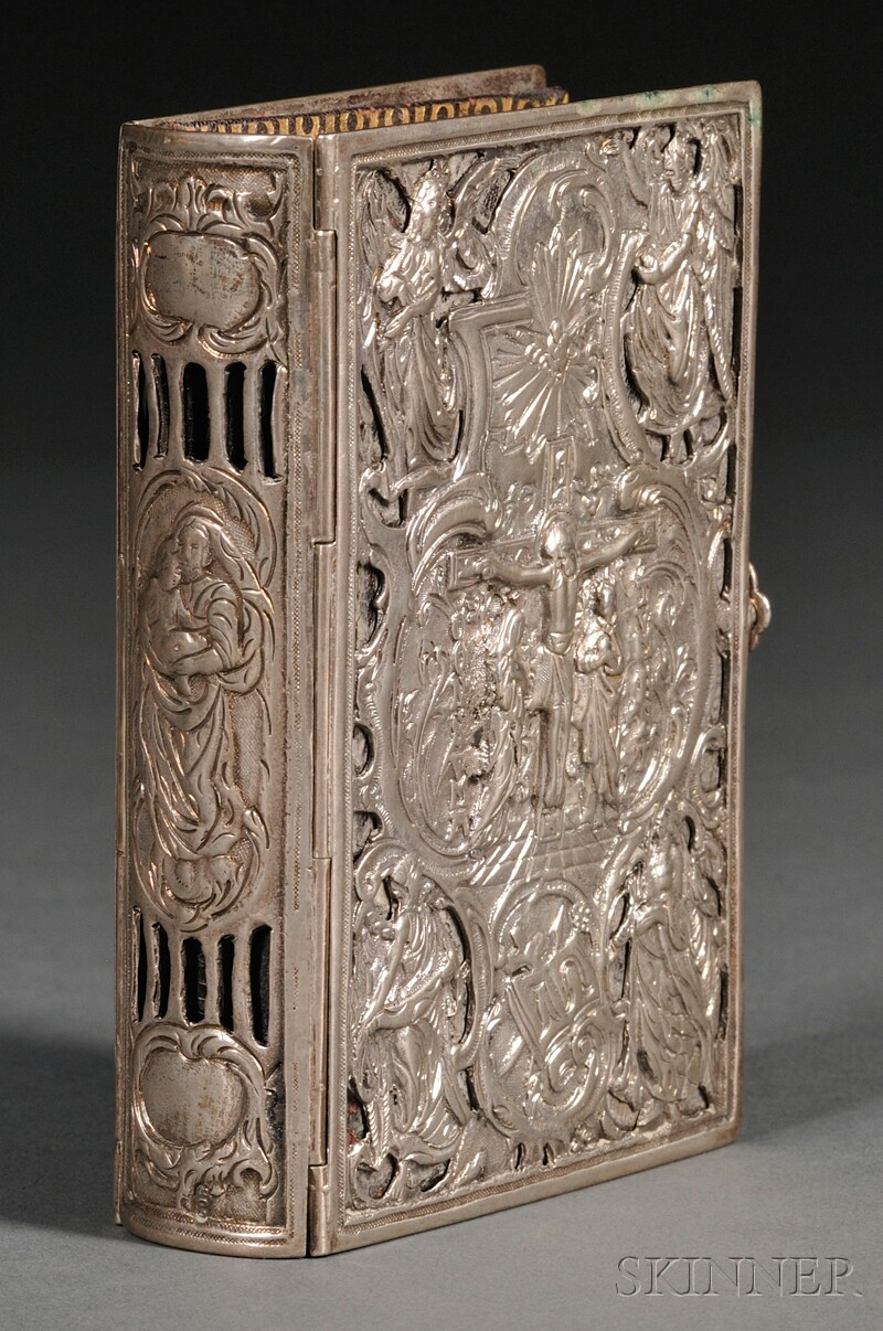 (Decorative Binding, Silver)