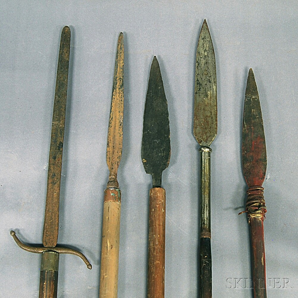 Five Pikes