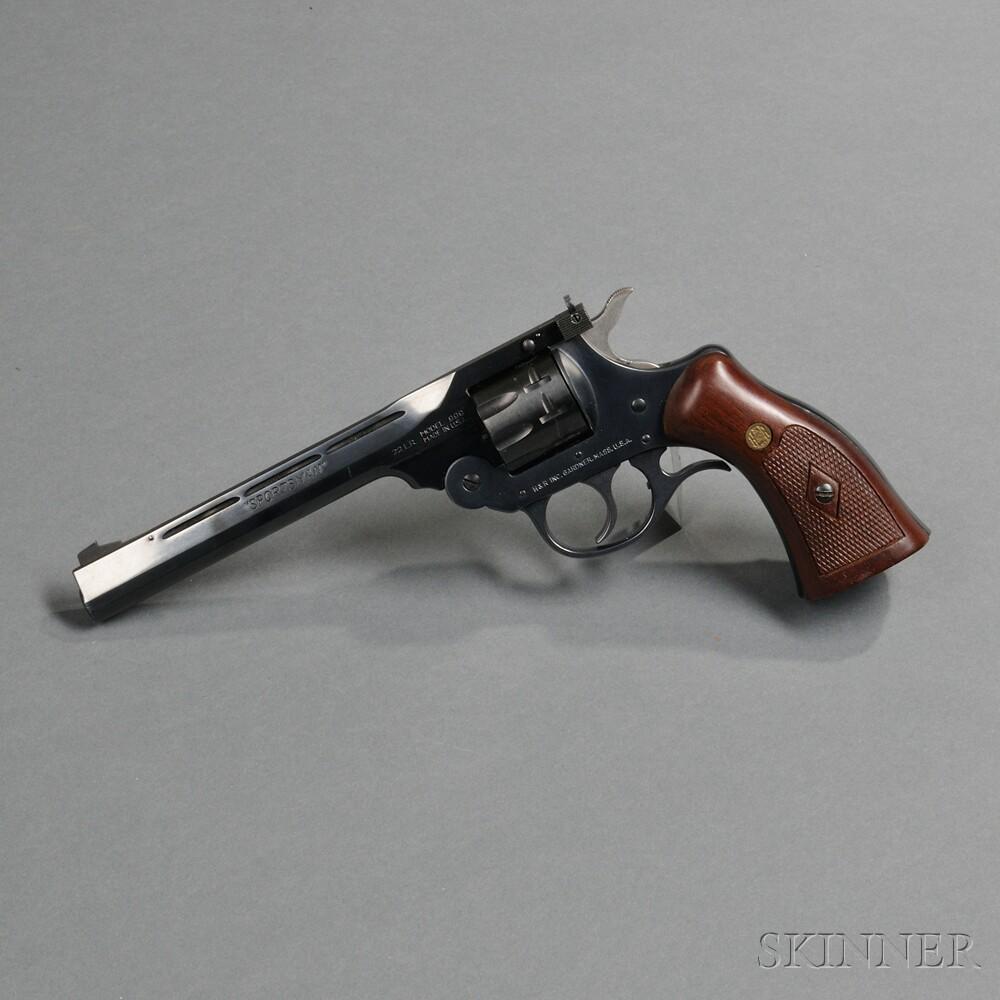 Harrington & Richardson Sportsman Revolver