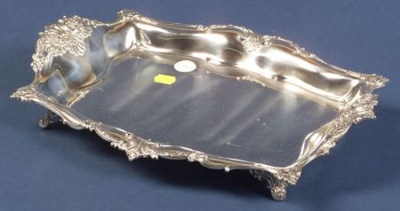 Tiffany & Co. Sterling Open Vegetable Dish