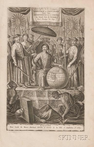 (Chinese Exploration), Nieuhoff, Jan