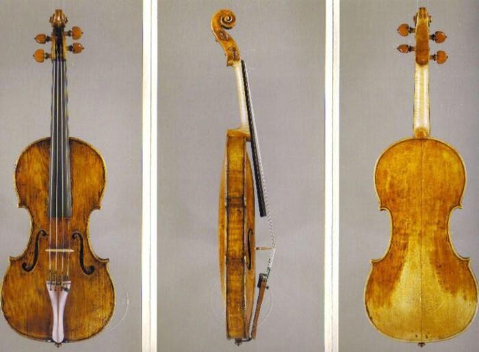 Italian Violin, Paolo Antonio Testore, Milan, c. 1740