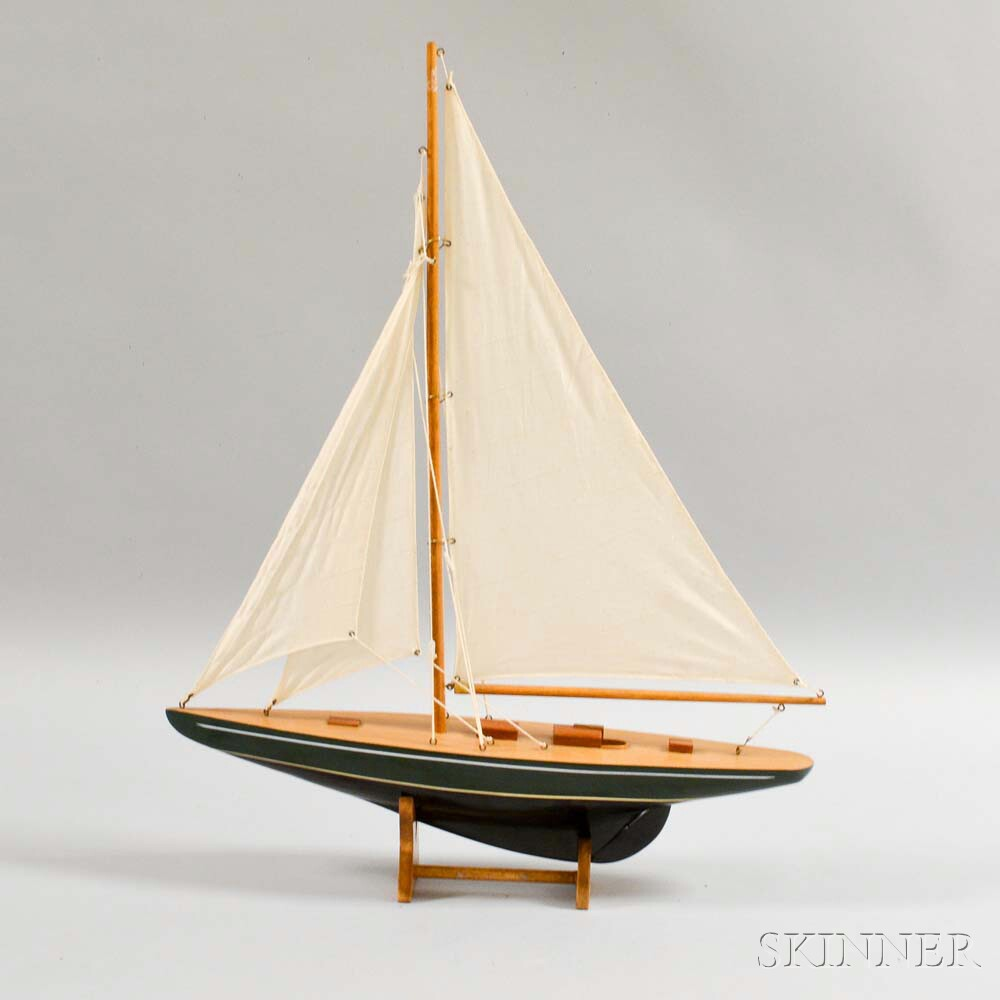 Contemporary Model of a Sloop