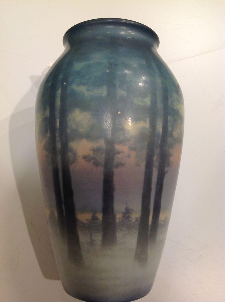 Rookwood Pottery Scenic Vase Sale Number 2969b Lot Number 70