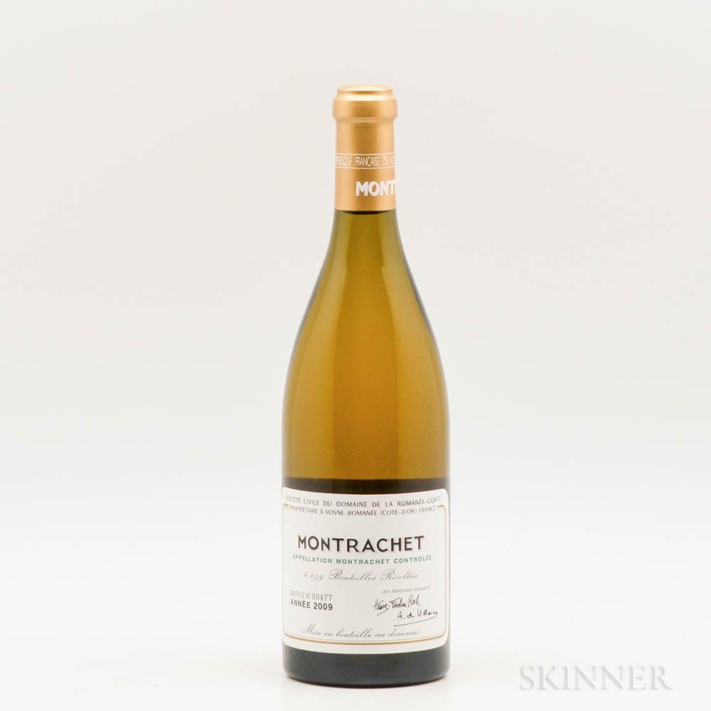 Domaine de la Romanee Conti Montrachet 2008, 1 bottle