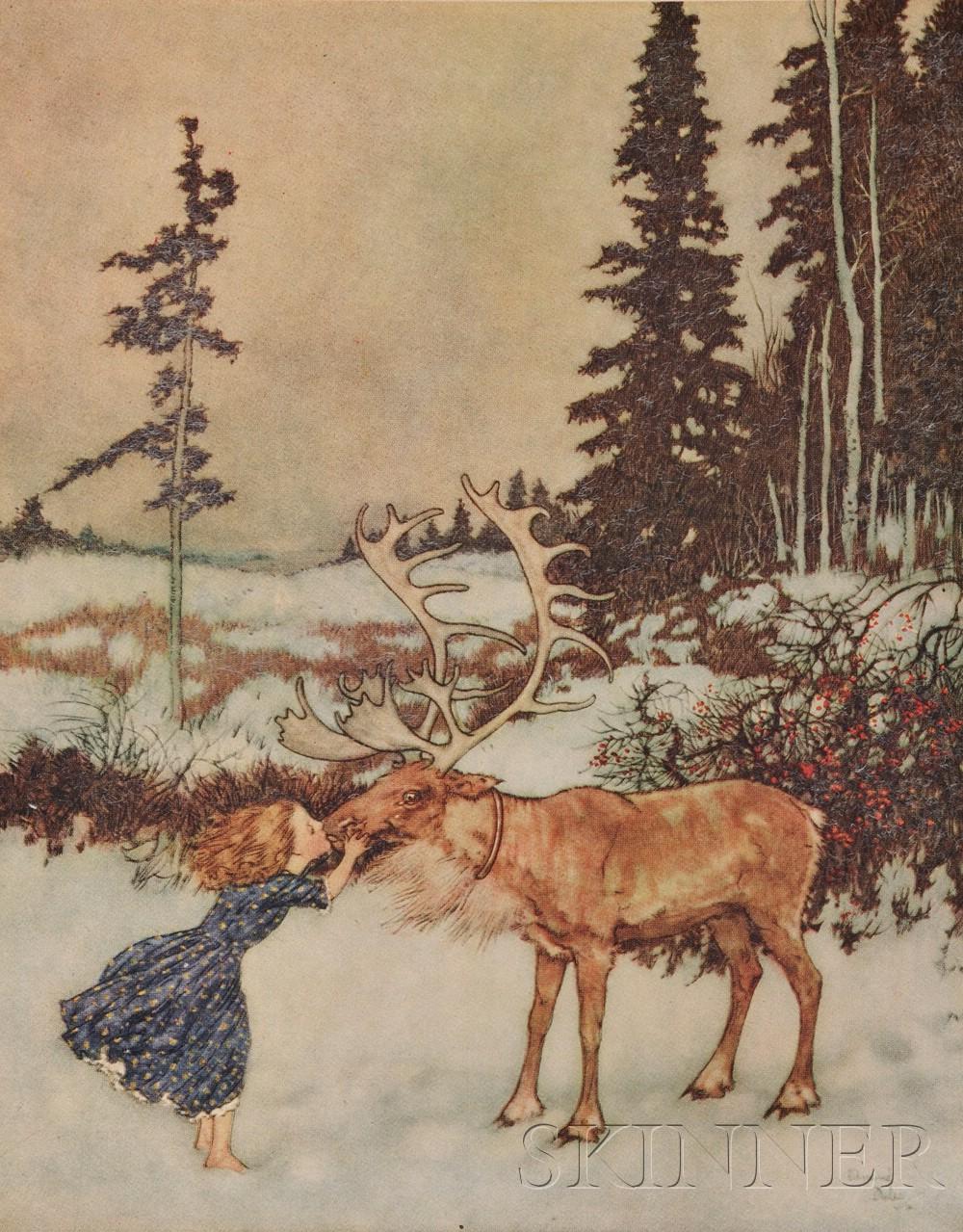 (Illustrator, 20th century), Andersen, Hans Christian (1805-1875) & Dulac, Edmund
