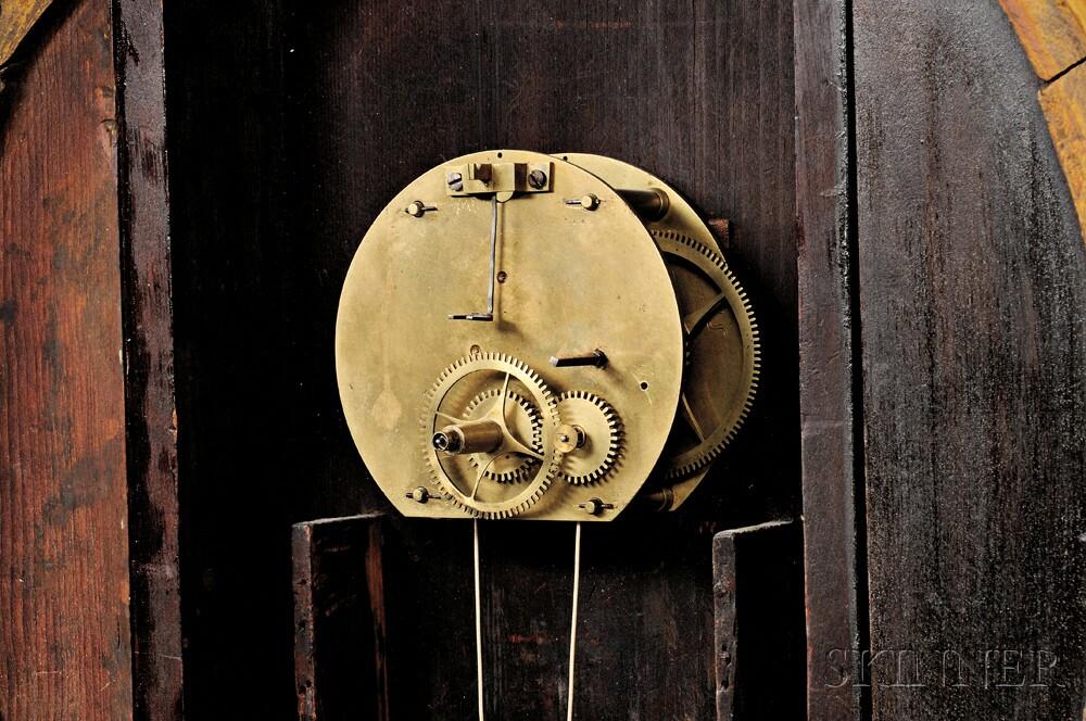 Joseph Nye Dunning Gallery Clock