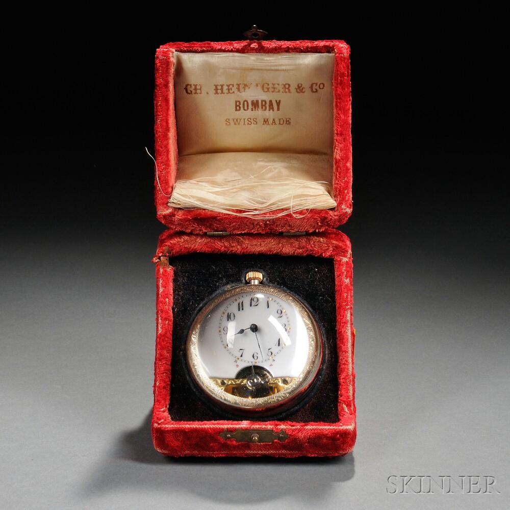 Swiss Eight-day Ball Clock