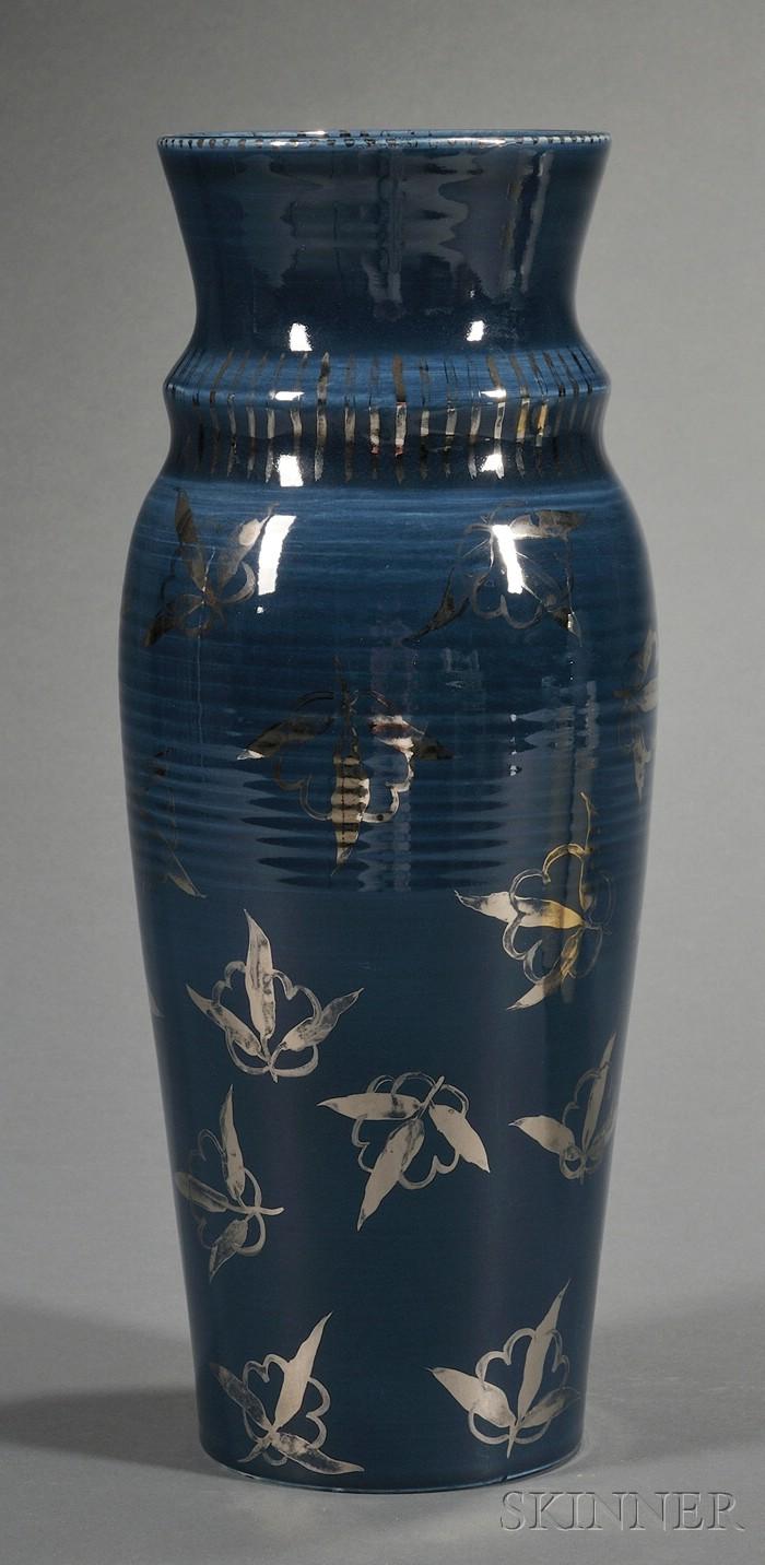 Wedgwood Louise Powell Decorated Earthenware Vase