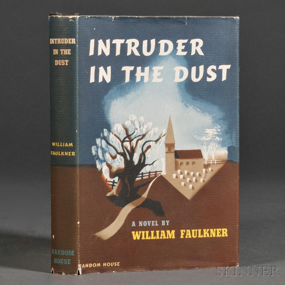 Faulkner, William (1897-1962) Intruder in the Dust
