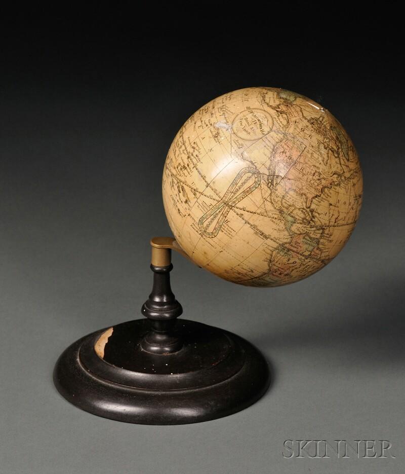 American Terrestrial 5-inch Table Globe