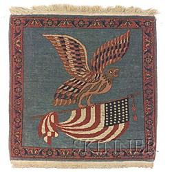 Persian Pictorial Mat,