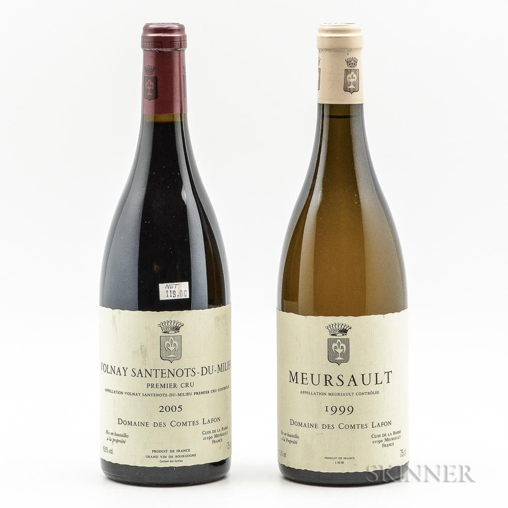 Comte Lafon, 2 bottles