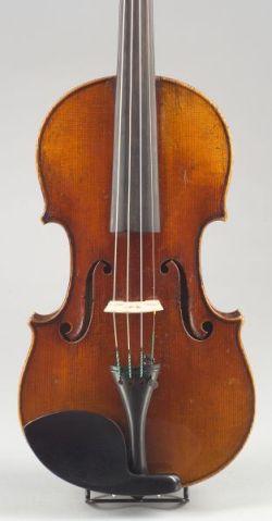 French Violin, H. Derazey Workshop, Mirecourt, c.1880