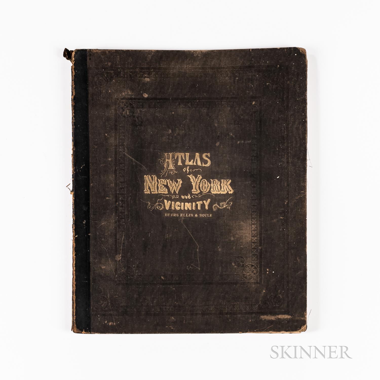 Beers, F.W., Atlas of New York & Vicinity
