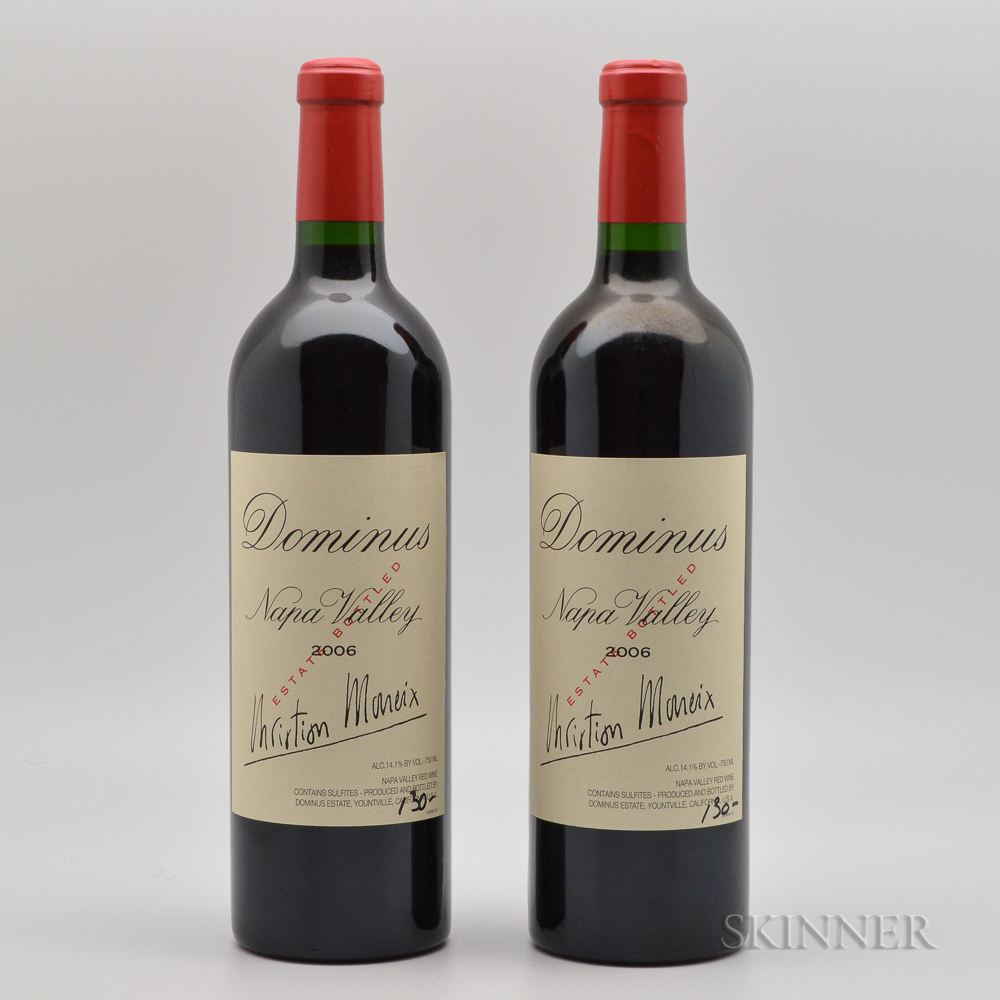 Dominus Estate 2006, 2 bottles