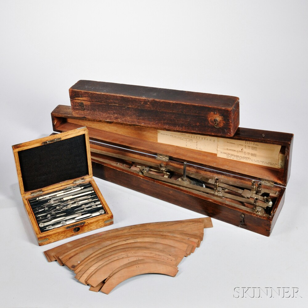 19th Century Drafting Instruments